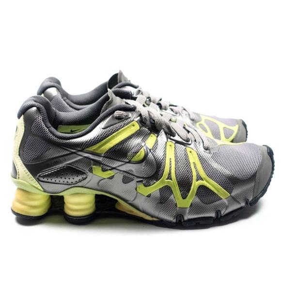 online retailer 65a71 ebab5 Nike Shox Turbo 13 Running Shoes Size 7.5. M 5bdb9c687386bcecb0925db1